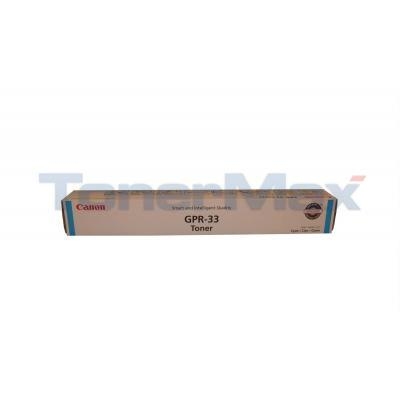 CANON ADVANCE C7055 GPR-33 TONER CYAN